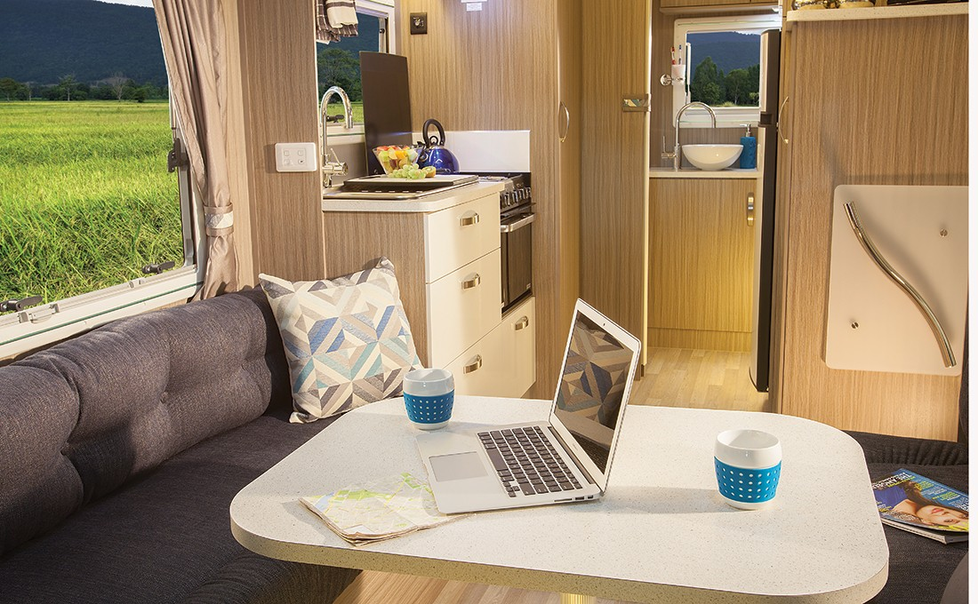 Sunliner's new line up of luxury RVs for the discerning traveller.
