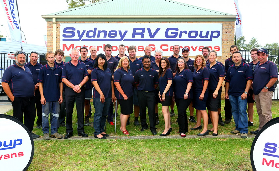 Meet the team at Sydney RV